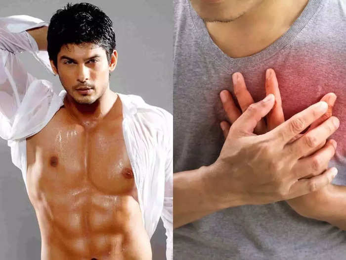 after the death of siddharth shukla health experts said that being fit does not mean being healthy. know the symptoms, causes of heart attack and how to keep yourself healthy