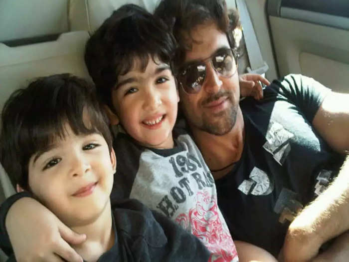 hrithik roshan and his ex wife sussanne khan just gave us a lesson in co parenting