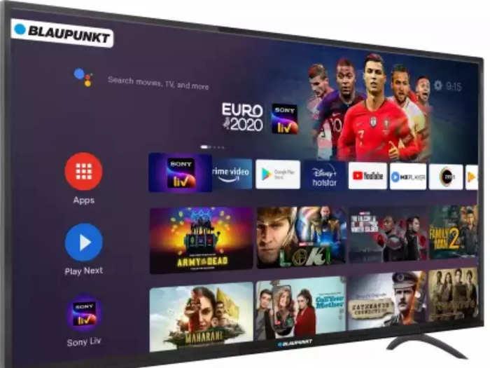Blaupunkt Smart TV.