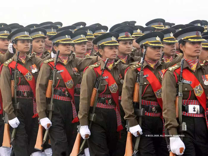 armed forces have decided to induct women in nda centre tells supreme court