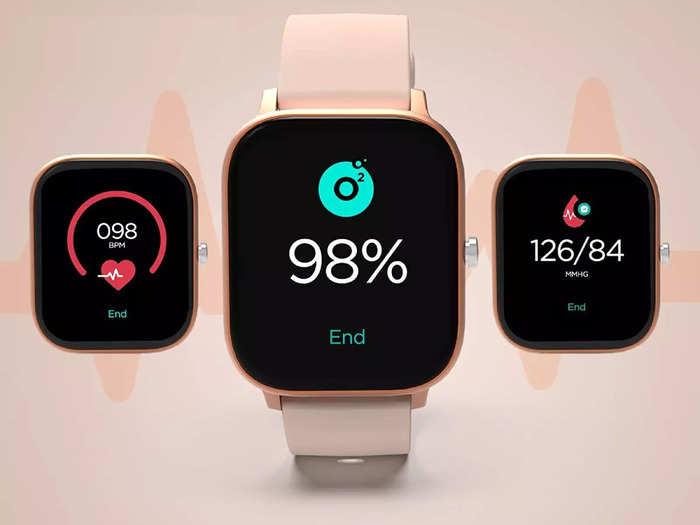 इन स्टाइलिश Smart Watch से हमेशा रखें अपने ब्लड प्रेशर पर नजर, फिटनेस भी कर सकते हैं ट्रैक