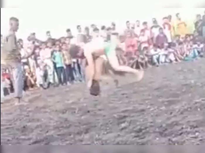 wrestler from uttarakhand died in a riot in moradabad
