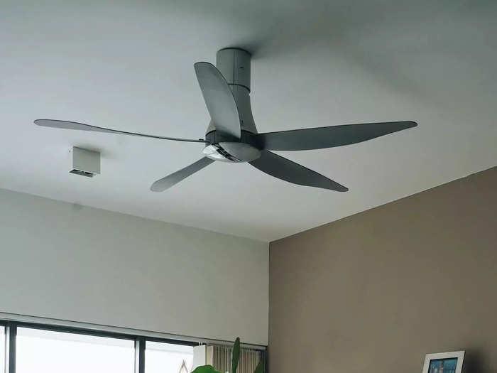 5 स्टार रेटिंग वाले रिमोट कंट्रोल Ceiling Fan से मिलेगी भरपूर हवा, बिजली का बिल भी आएगा कम