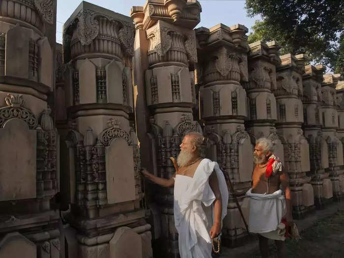 अयोध्या में राम मंदिर निर्माण