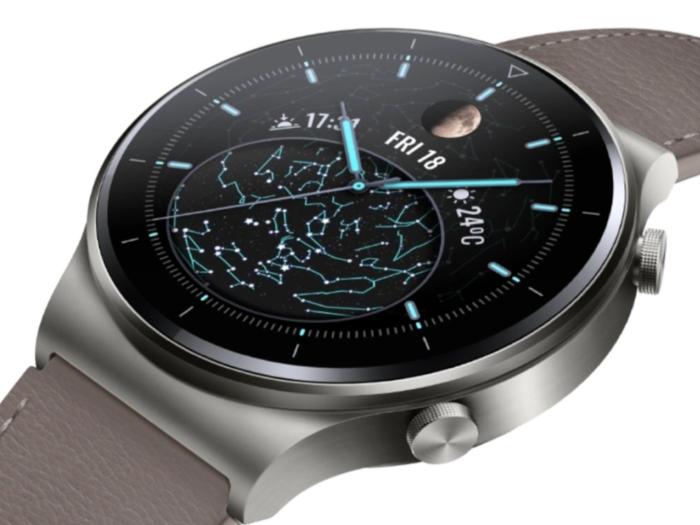 Huawei Watch GT 2 Pro india