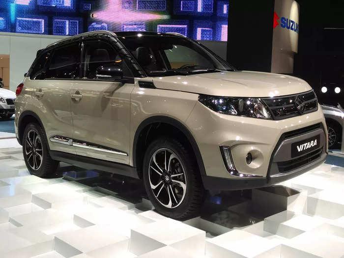 Maruti Suzuki Vitara SUV Launch Image Features