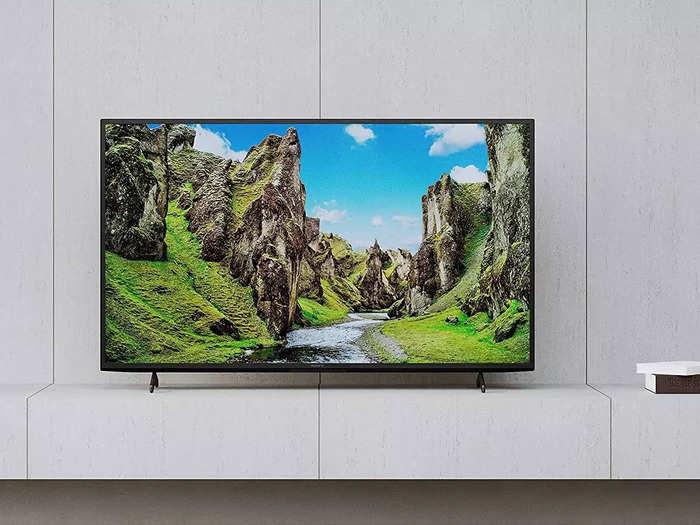 55 इंच के 4K Smart TV की खरीद पर मिल रही हैं 61% तक की छूट, इंटरनेट से भी कर सकते हैं कनेक्ट