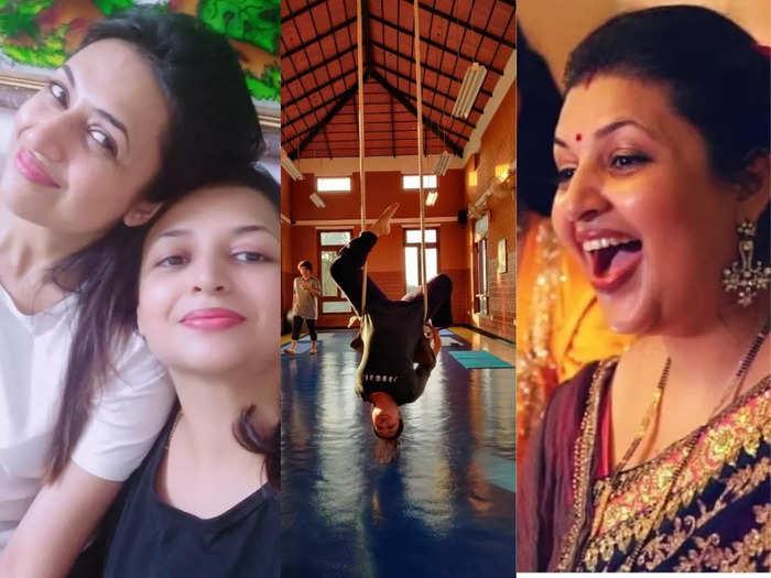 divyanka tripathi dahiya sister priyanka tiwari lost 45 kgs weight with intermittent fasting read her weight loss journey