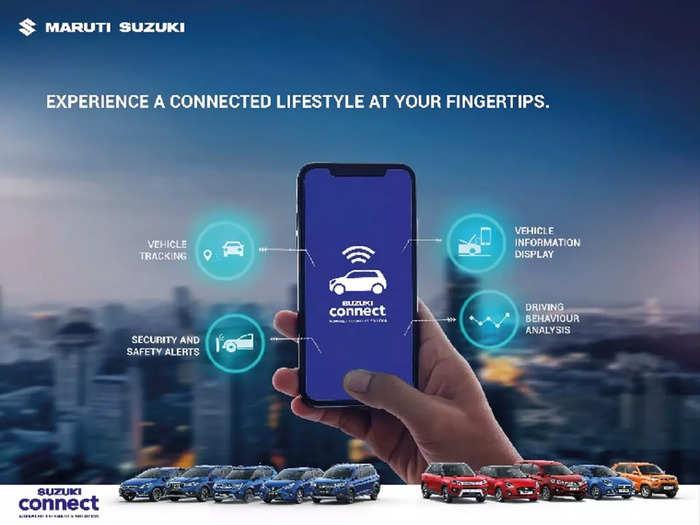 Maruti Suzuki Connected Arena Car Tech Alto Swift WagonR
