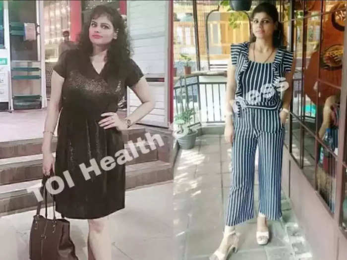 this woman lost 10 kg weight in just 50 days by drinking cumin and cinnamon detox water, know her inspiring weight loss story