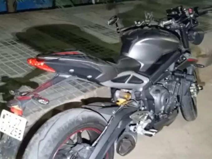 Sai Dharam Tej Accident