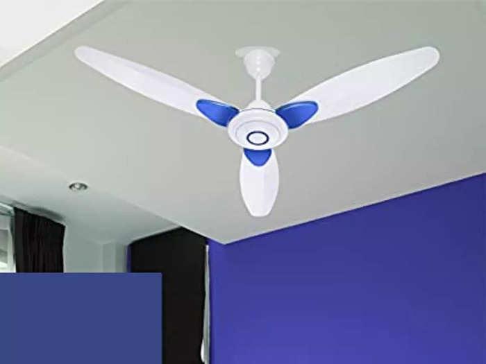 किफायती कीमत में मिलेंगे ये Ceiling Fans, करें एनर्जी की भी भारी बचत