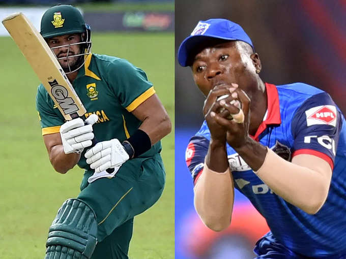 IPL 2021 News: These two stalwarts will replace David Malan and Jonny Bairstow, Punjab-Hyderabad announced