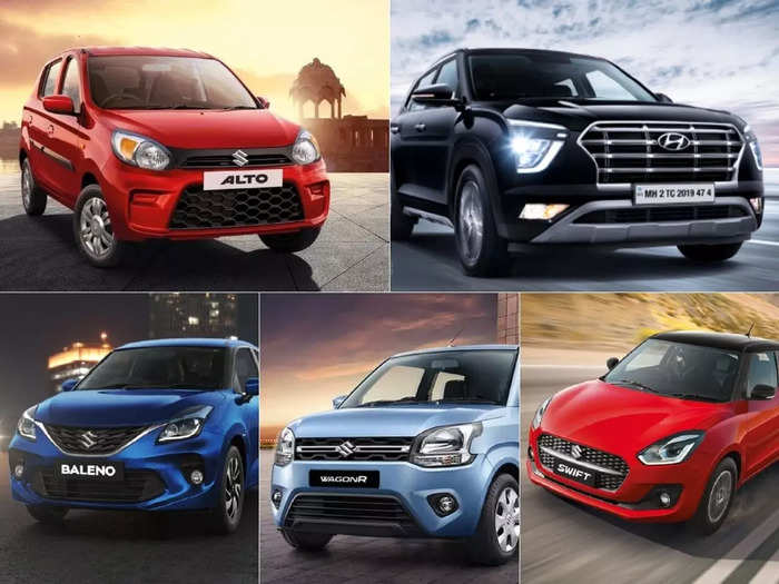 best selling cars top 5