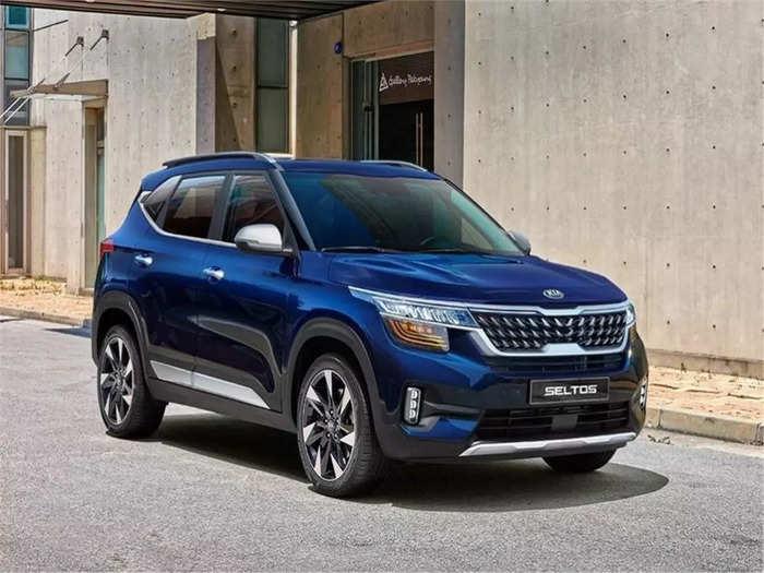 2022 Kia Seltos Facelift India Launch Look Price