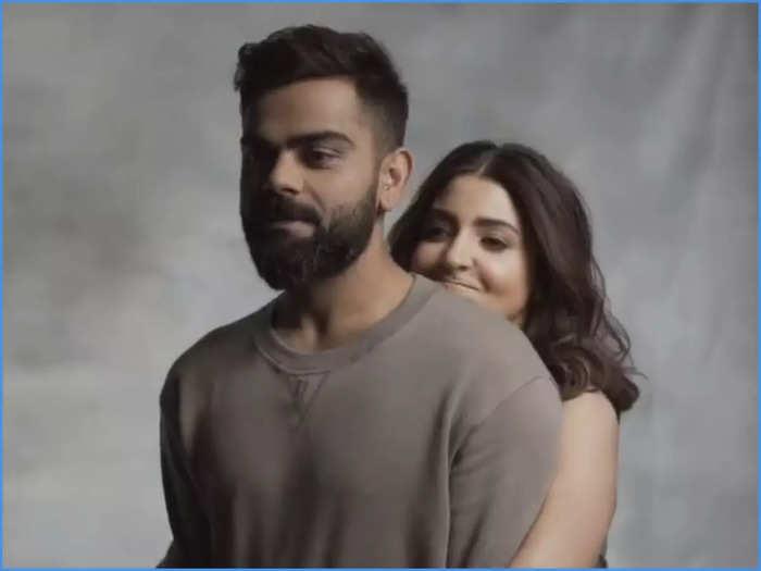 विराट कोहली और अनुष्का शर्मा