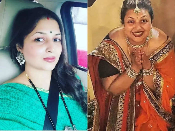 divyanka tripathi dahiyas sister priyanka tiwari lose 45 kg weight without any exercise or diet, know her inspirational weight loss story