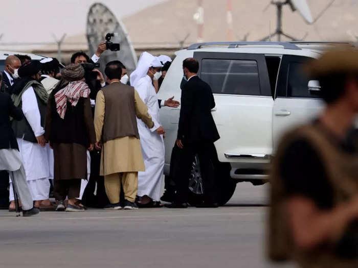 Qatar-delegation-in-kabul