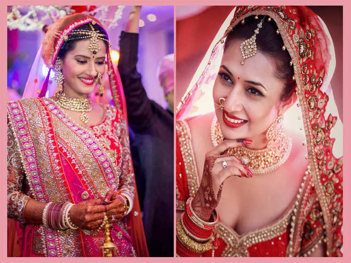 bridal look tips from bollywood actress wedding makeup and outfit hacks