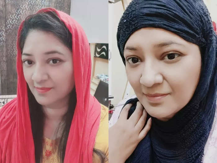 vicious shireen hussaini arrested by ujjain police, luxury life, photographs with officers, contract for marriage of elders revealed