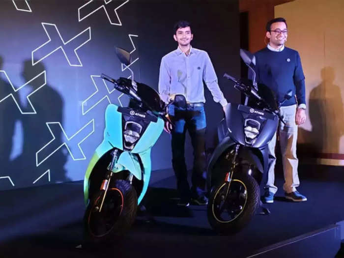 ather 450 plus price slashed by rs 24,000 in maharashtra announced by ather energy check new price and details