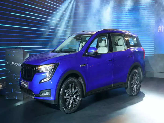 mahindra xuv700 variants list revealed ahead of launch check details