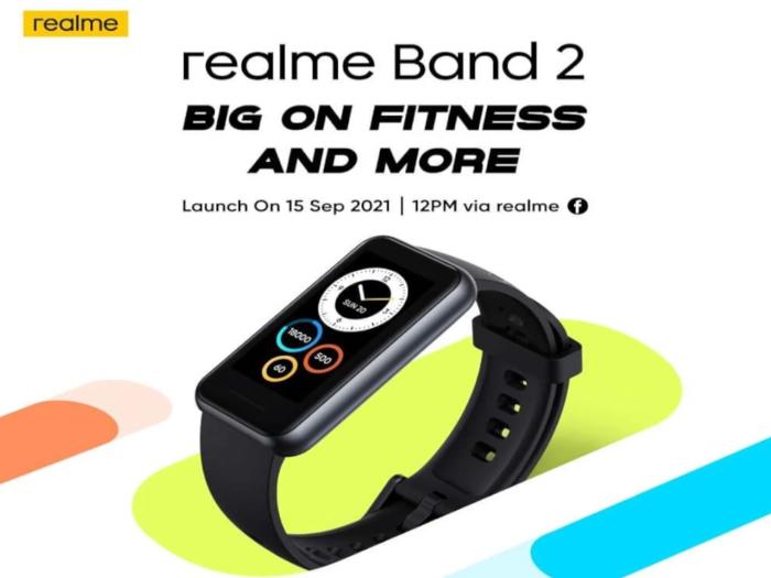 Realme Band 2