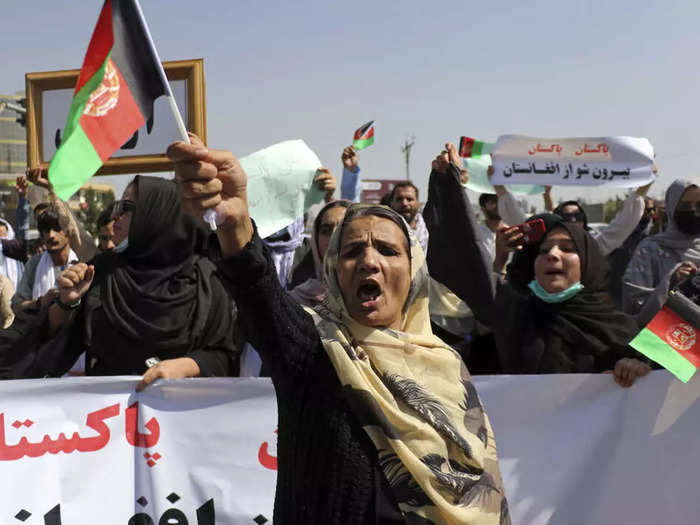afghan-women-protest
