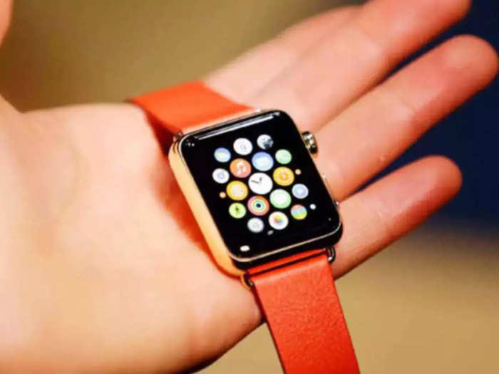 Apple Watch Series 7 Leak