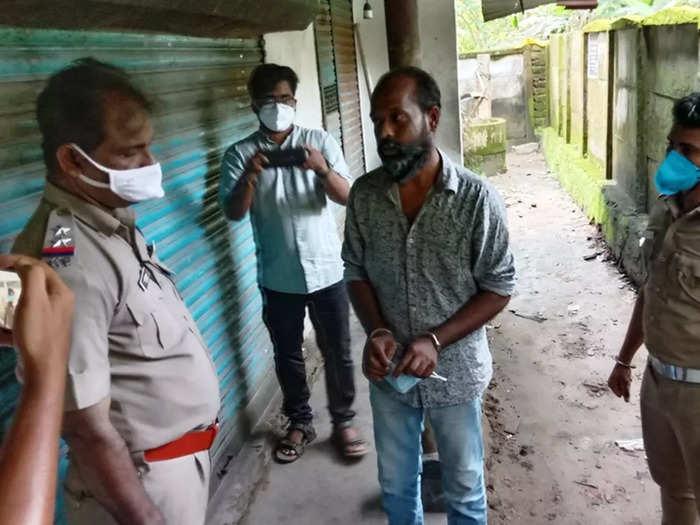 Thrissur RTI Activist Attack