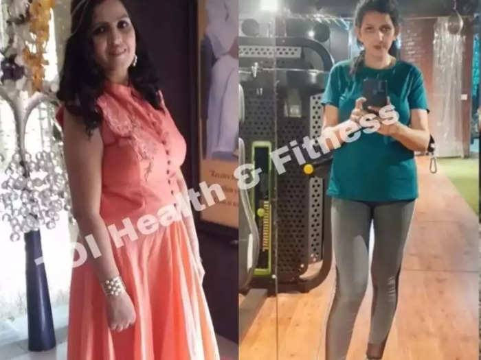 weight loss success story 2021 this woman lost 10 kg weight by leaving potatoes and junk food