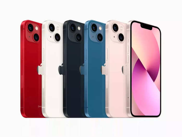 iPhone 13, iPhone 13 Pro Series