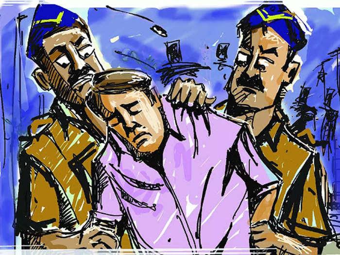 man arrested in bengaluru