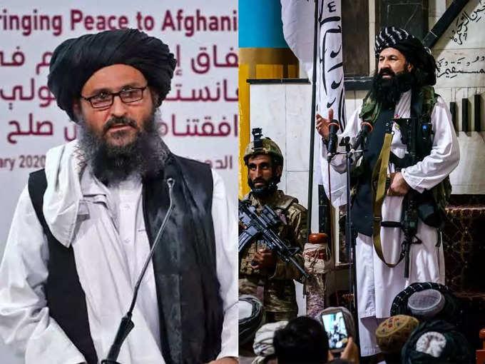 mullah baradar and haqqani