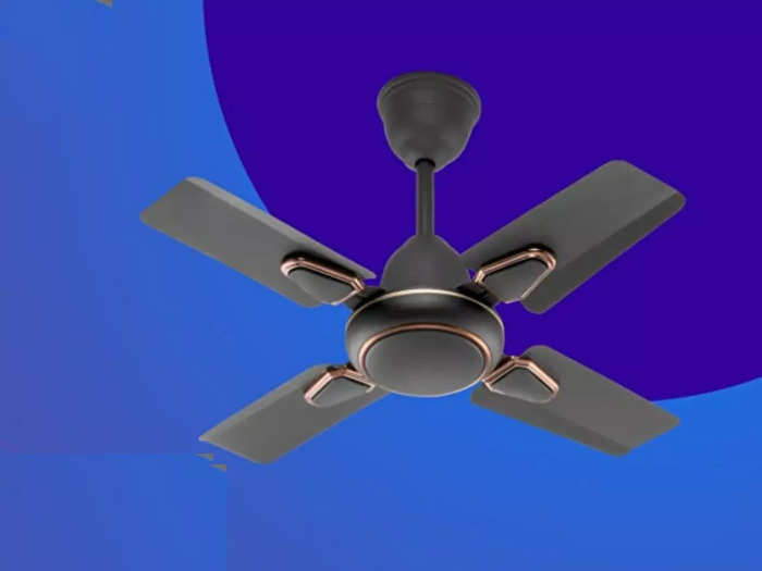 किचन, बालकनी और छोटे रूम के लिए पर्फेक्ट हैं स्मॉल साइज Ceiling Fan, देखने में भी है स्टाइलिश