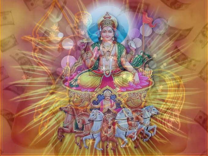 सूर्याचा कन्या राशीत प्रवेश : या राशींवर राहील सूर्यदेवाची कृपा, होईल धनलाभ