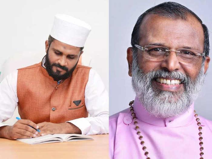Elavupalam Shamsudheen Mannani, Rt Rev Dr Malayil Sabu Koshy Cherian