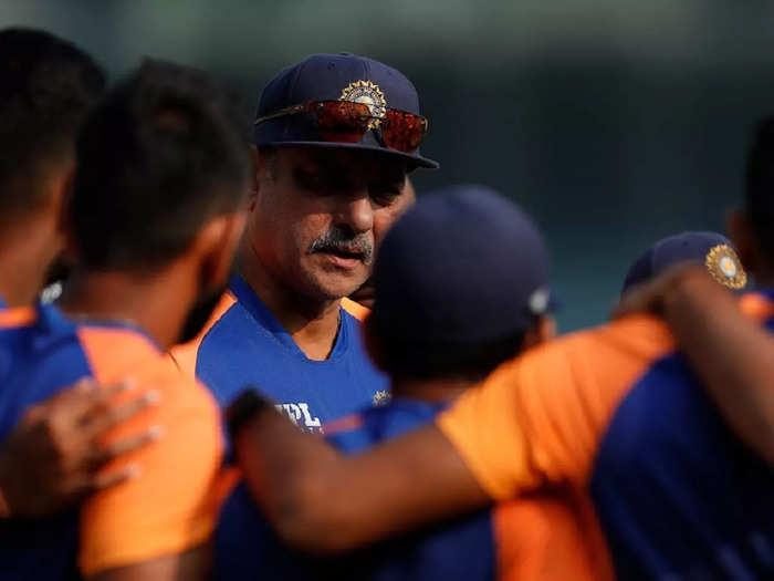Ravi Shastri Team India Coach 2021