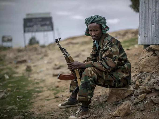 Ethiopia Tigray Crisis.