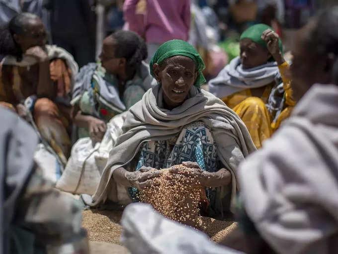 Ethiopia Trapped Beyond Aid.