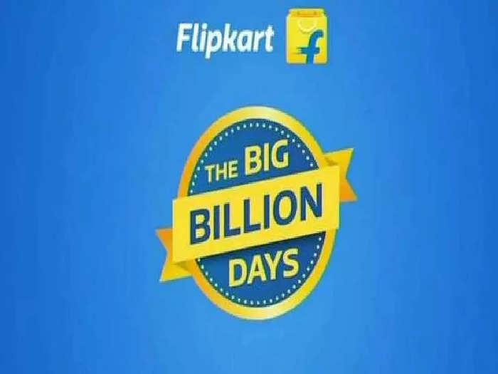 Flipkart Big Billion Days Sale 2021