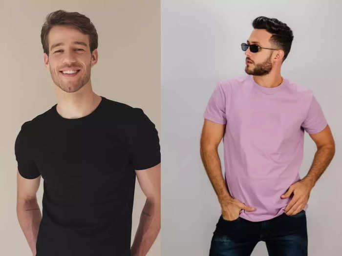 ट्रेंडी के साथ रहाना है कंफर्टेबल तो ट्राय करें ये सॉफ्ट फैब्रिक वाले कूल Men T Shirt