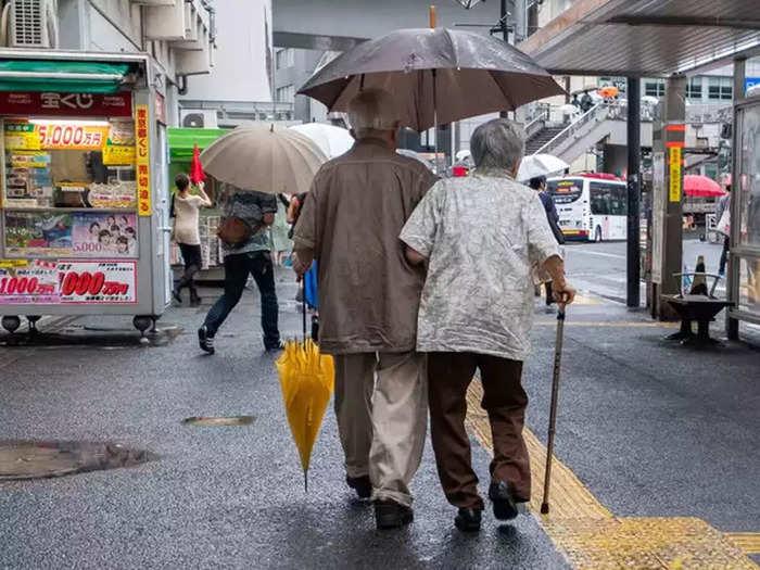 Japan-old-peoples