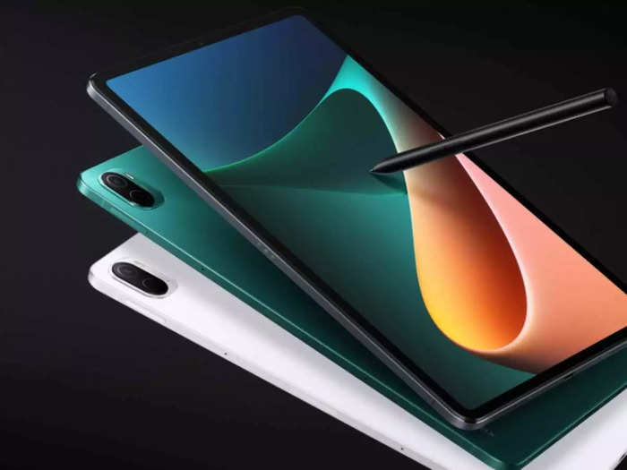 Xiaomi Pad 5 tablet Launched