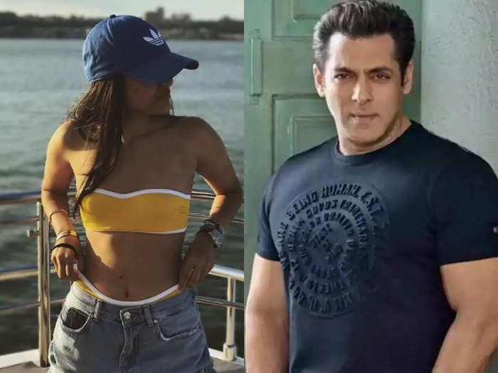 Salman Khan niece Alizeh Agnihotri ad SHOOT