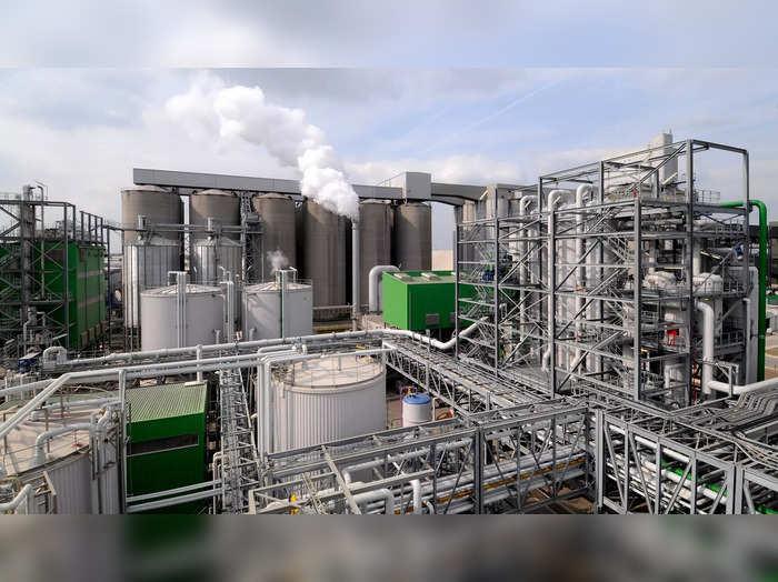 bioethanol-plant
