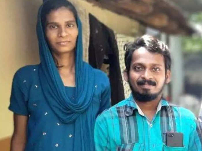 sajitha rahman love story comes to happy ending after 10 years they got married in kerala