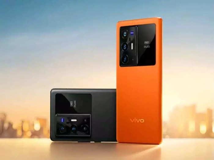 Vivo X70 Series.