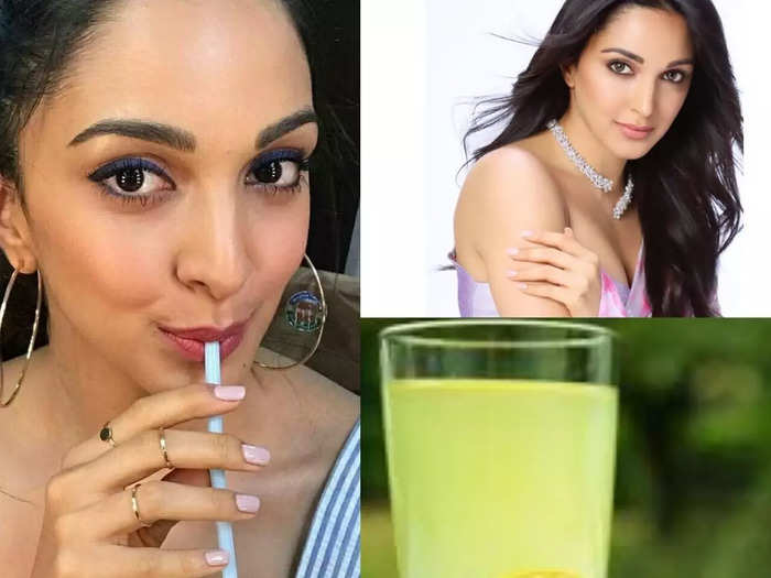 kiara advani drink daily lemon water for fitness know her diet and health benefits of this juice