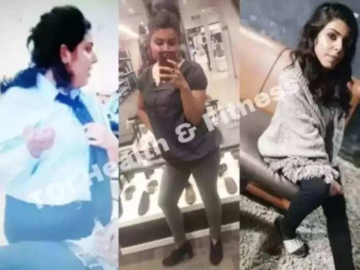 a girl suffering from obesity and body shaming lost 40 kg by drinking bitter gourd juice, know her inspiring weight loss story